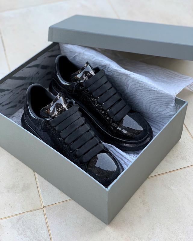 Шикарные кроссовки mcqueen в новом дизайне (весна-лето-осень)😍