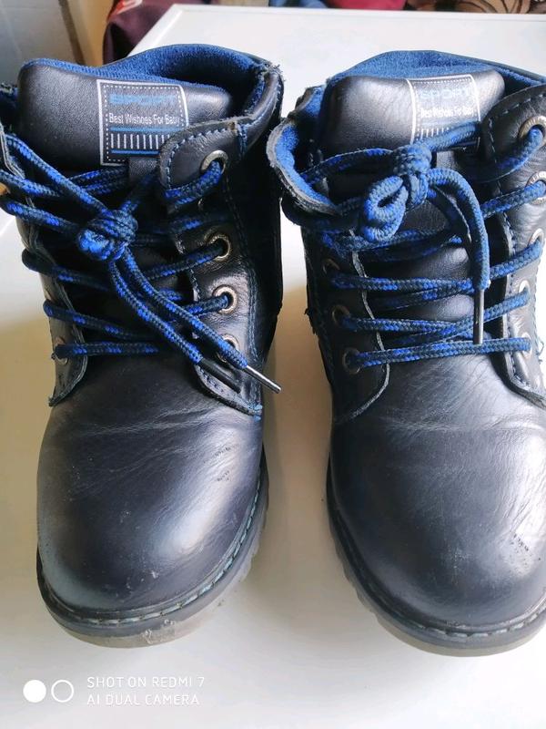 Ботинки зимние для мальчика , 29 р-р