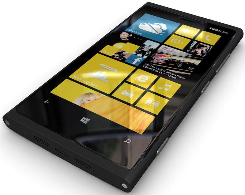 Nokia Lumia 920 Black - Фото 2