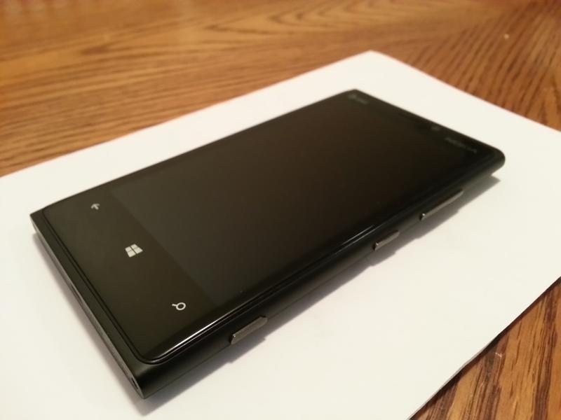 Nokia Lumia 920 Black - Фото 3