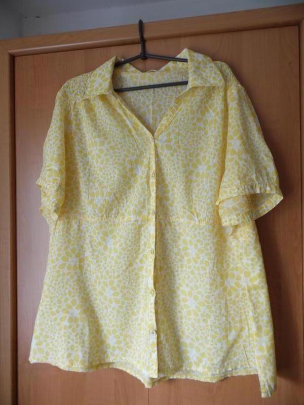Deluca блуза батістова