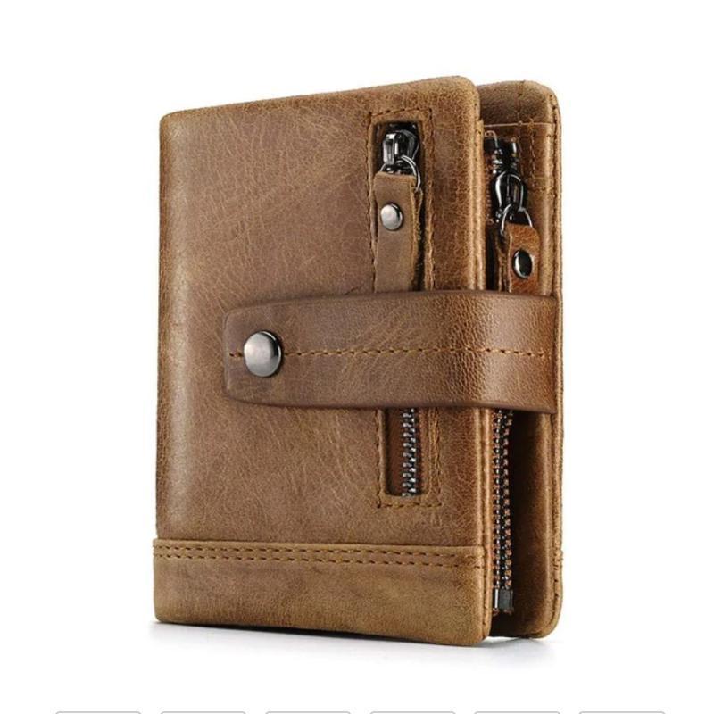 Кошелек кожаный мужской. портмоне бумажник из натуральной кожи...