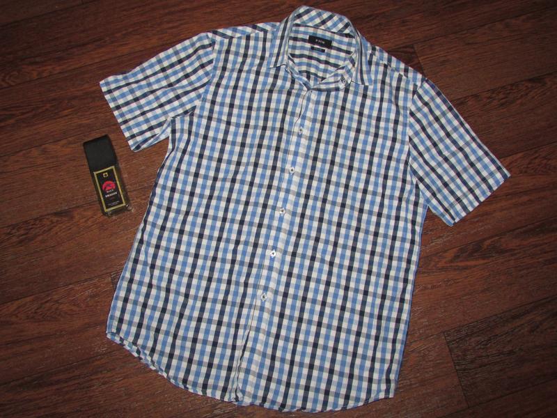 Брендовая рубашка р-ра  л,  o*stin оригинал.