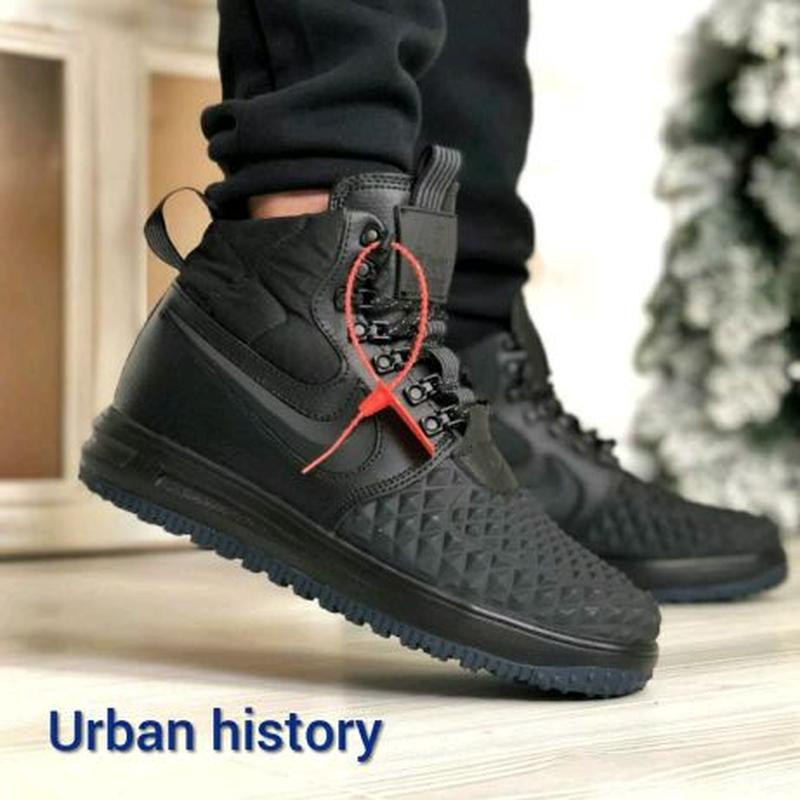 Мужские кроссовки Nike LF1 DUCKBOOT 17 (Код: 1950)