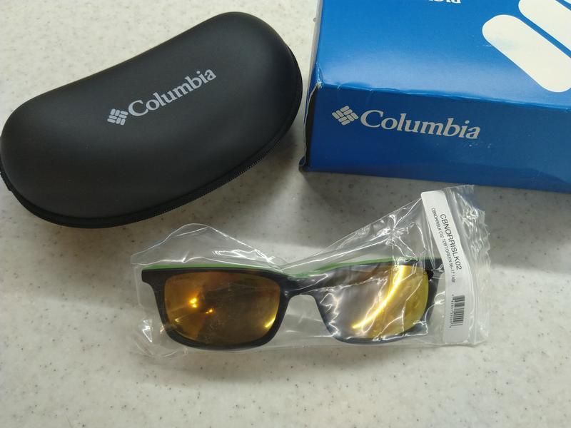 Новые поляризационные солнцезащитные очки columbia зеркальные ...