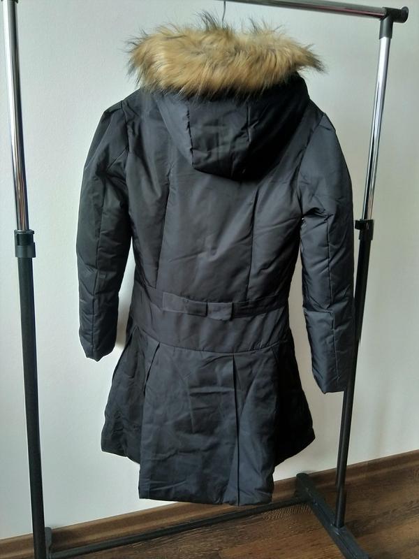 Новое пальто на пуху marese премиум линии tres chic куртка пух... - Фото 7