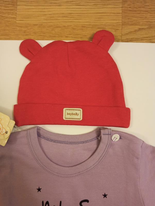 Детская шапочка для малышей
