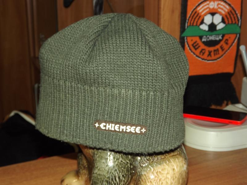 Трикотажная шапка chiemsee