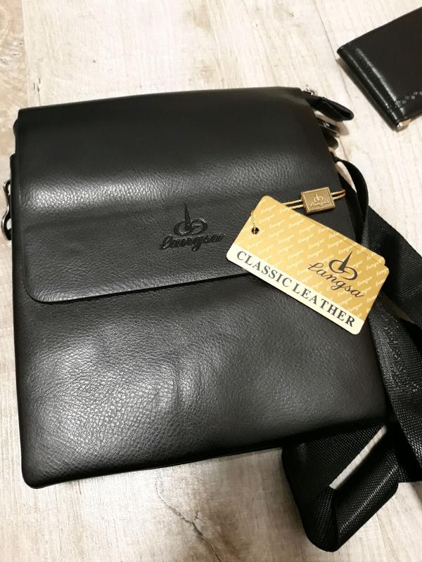 Langsa мужская сумка