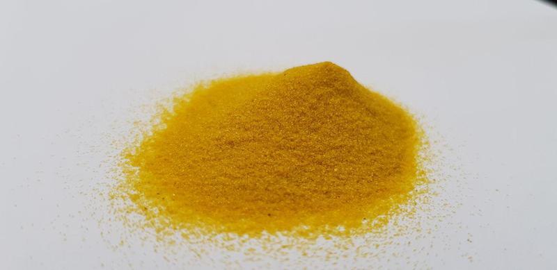 Цветной песок(Желтый)