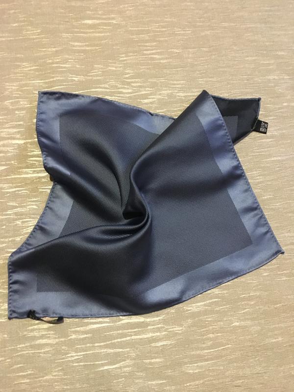 Брендовый платок шёлк шелковый мужской для мужчин носовой atel...