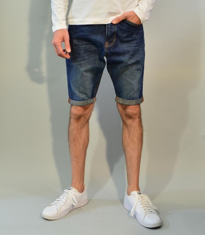 4061\120 джинсовые шорты next m