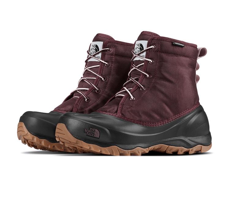 Ботинки the north face w tsumoru boot hydroseal® ,200 г primal...