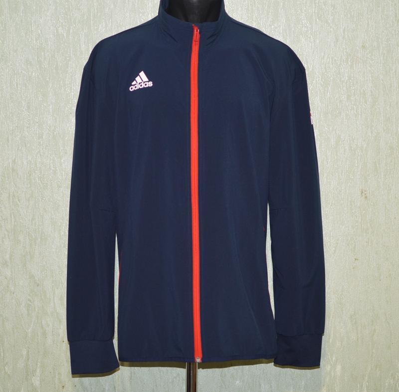 Ветровка, джерси, игровая футболка adidas full-zip training br...