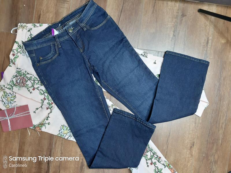 Плотный джинс esmara