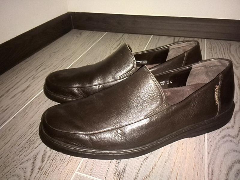Туфли ботинки mephisto мужские кожаные. франция. оригинал. 44 ...