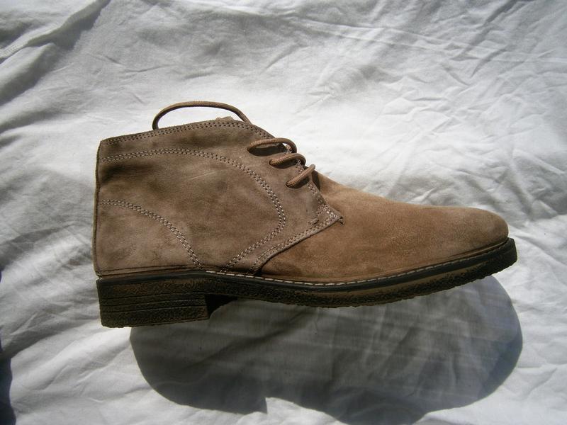 Ботинки 1901 manufacturing washington оригінал натуральная замша