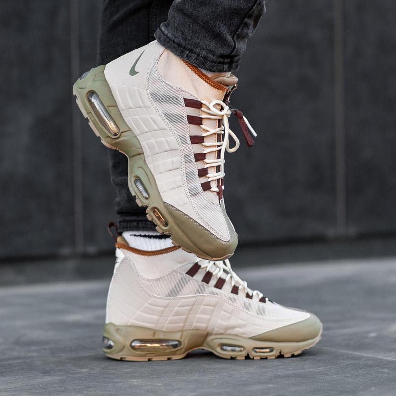 Шикарные мужские зимние кроссовки / ботинки ❣️ nike sneakerboo...