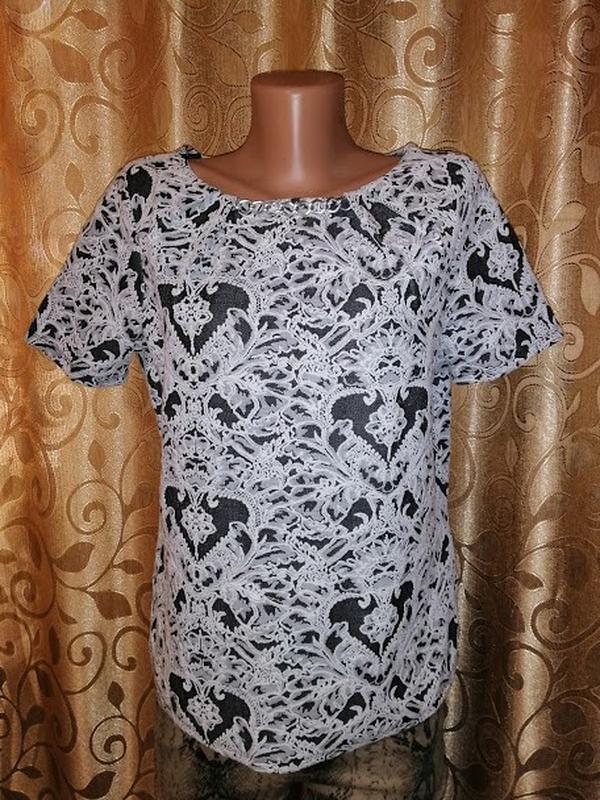 🌺🎀🌺красивая женская блузка, футболка, кофта с коротким рукавом...