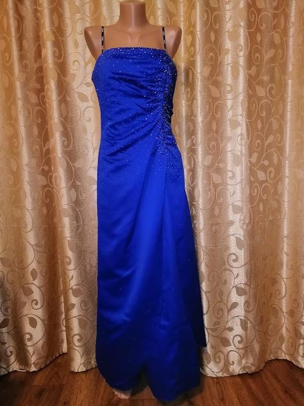 ✨👗✨красивое женское вечернее, коктейльное длинное платье night...