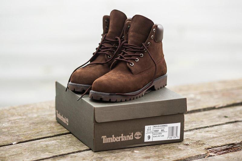 Шикарные зимние мужские ботинки? сапоги timberland brown 😍 (на...
