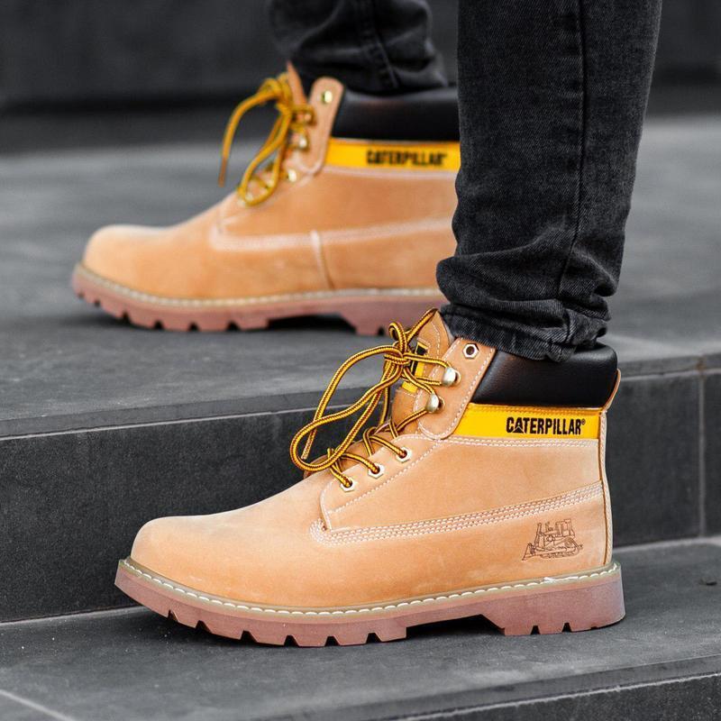 Шикарные мужские зимние ботинки/ сапоги cat caterpillar 😍 (на ...