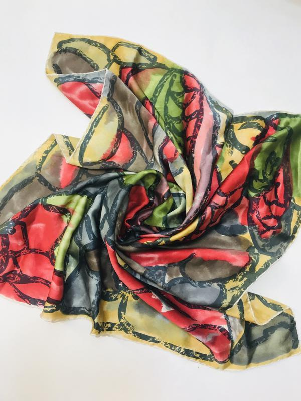 Шёлковы платок