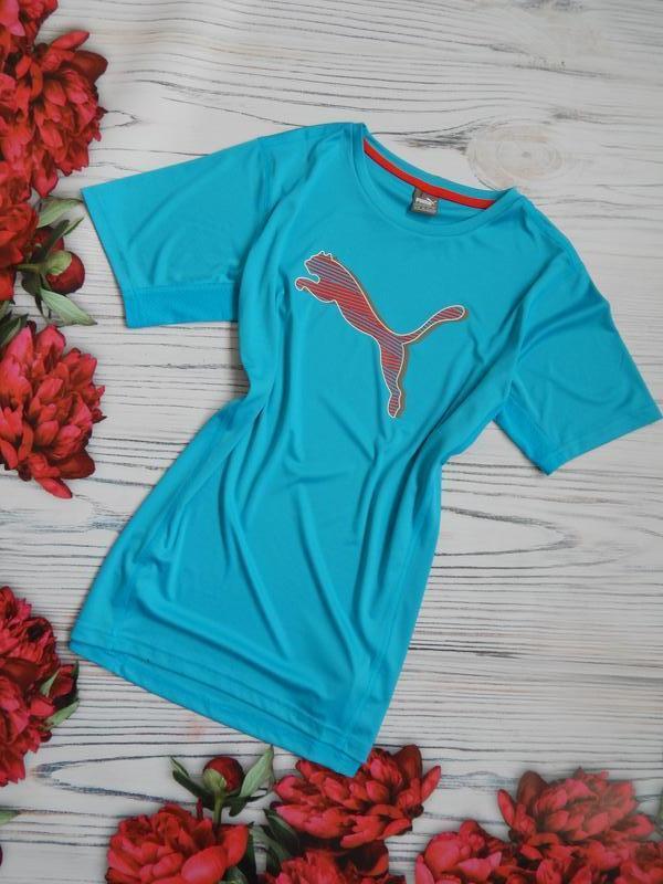 🌿классная женская спортивная футболка от puma оригинал. размер...