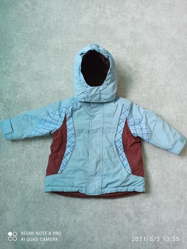 Куртка 86 - 92 - 98 см