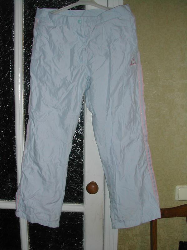 Спортивные брюки на подкладке р 48