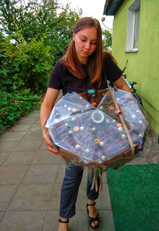 Їстівні букети, съедобные букеты, букеты, коробки - Фото 11