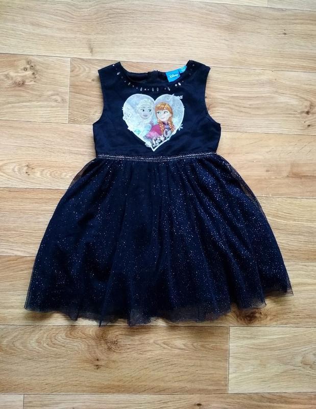 Нарядное платье рапунсель