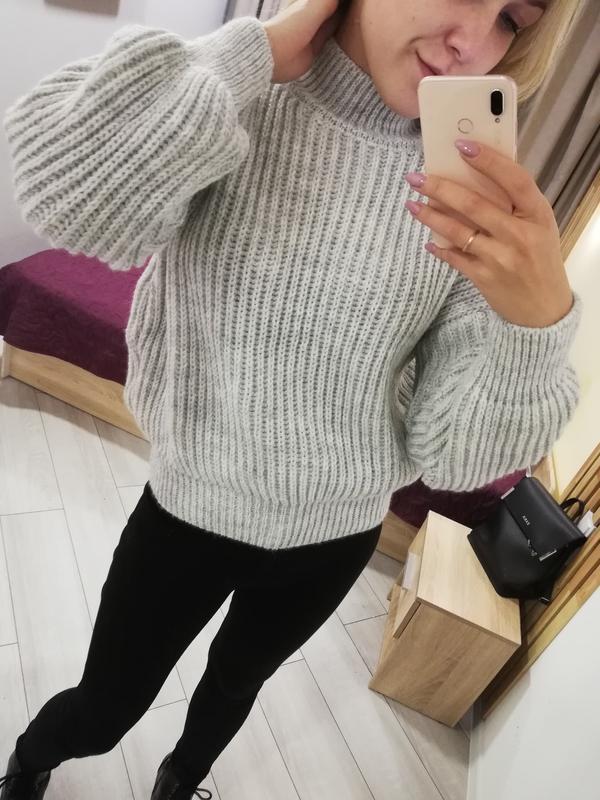 Свитер оверсайз, свитер зима, свитер женский