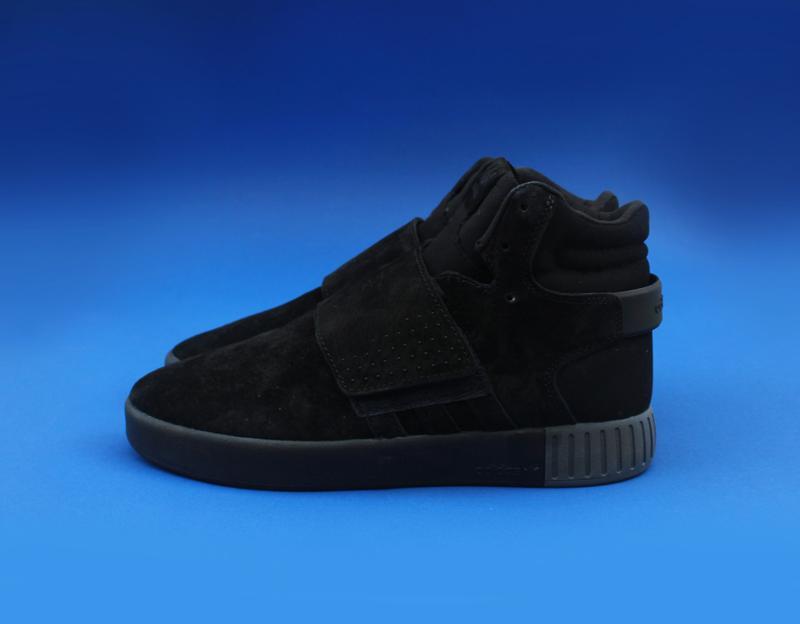 Кроссовки мужские adidas tubular invader strap core black c 40... - Фото 5