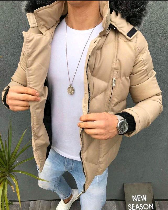 Куртка ЗИМА ❄до -20 градусов