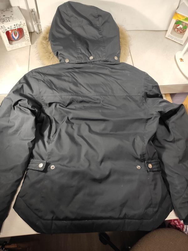 Columbia женский пуховик куртка зимняя - Фото 3