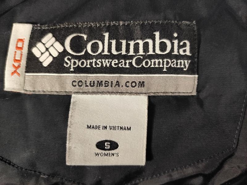 Columbia женский пуховик куртка зимняя - Фото 6