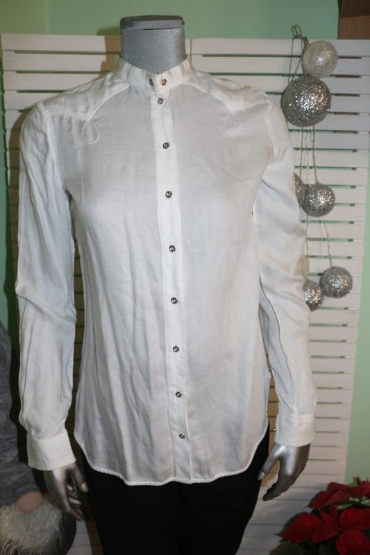 Белая рубашка diesel