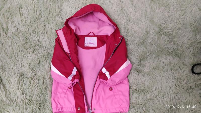 Курточка на флисе - Фото 2