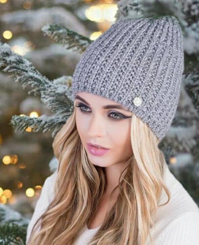 Зимова шапка.