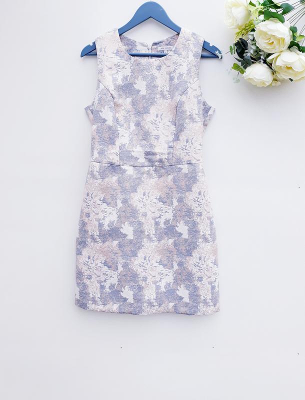 Красивое платье сарафан очень нарядное платье миди