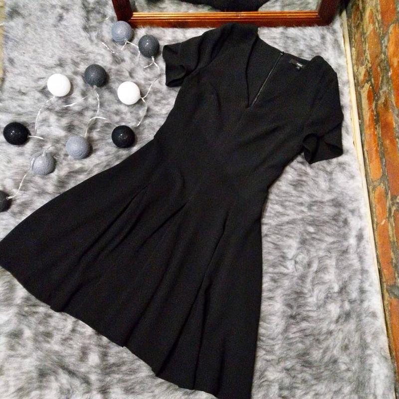 Платье трапеция а-силуэта next