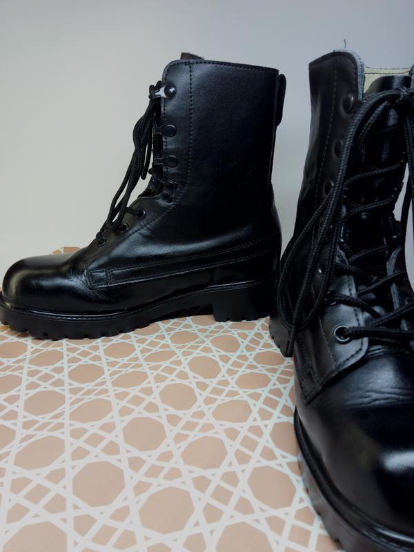 Шкіряні берці grafters 40 р./кожа ,ботинки,берцы,взуття