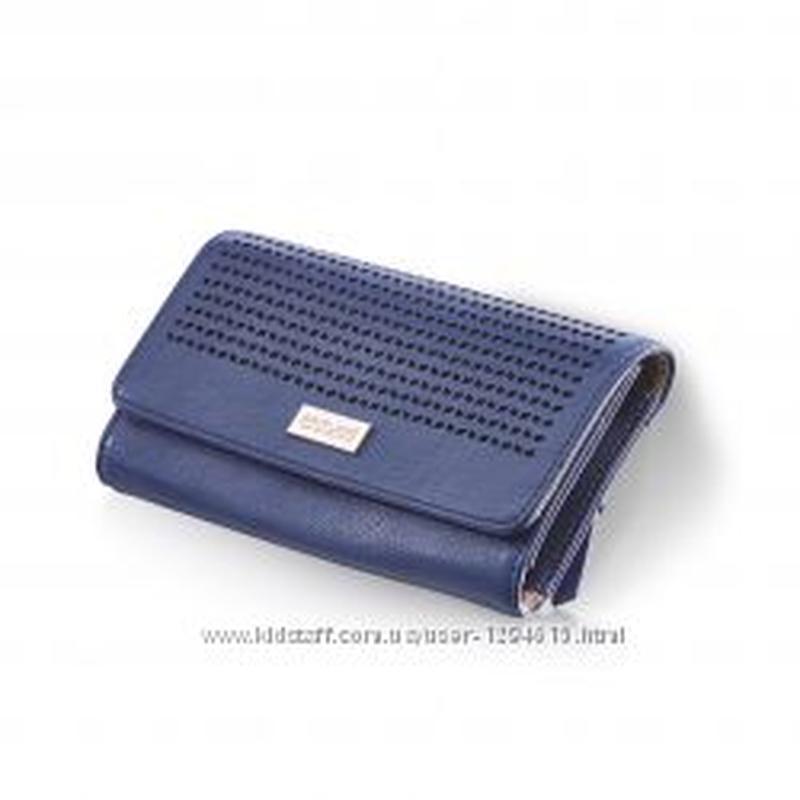 Синий кошелек Орифлейм.