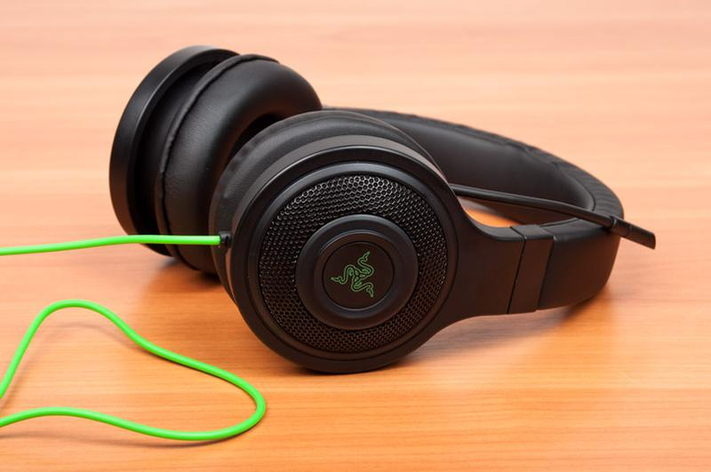 Наушники Razer Kraken Essential V2 Black - Фото 2