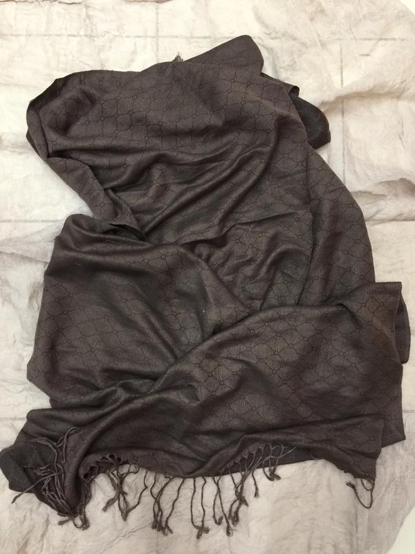 Большой шарф палантин шаль