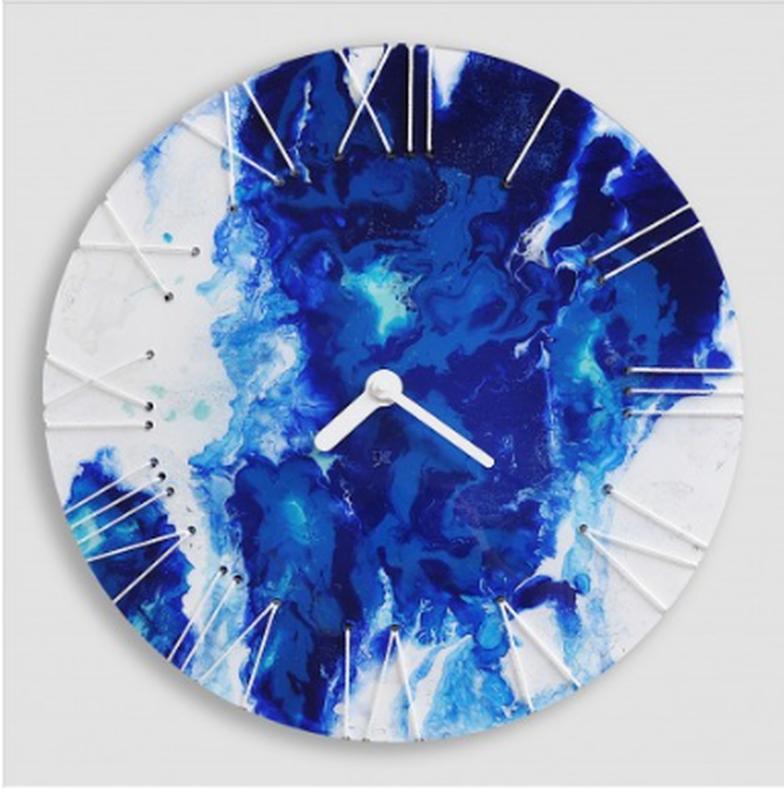 """Дизайнерські настінні годинники """"Джоко"""""""