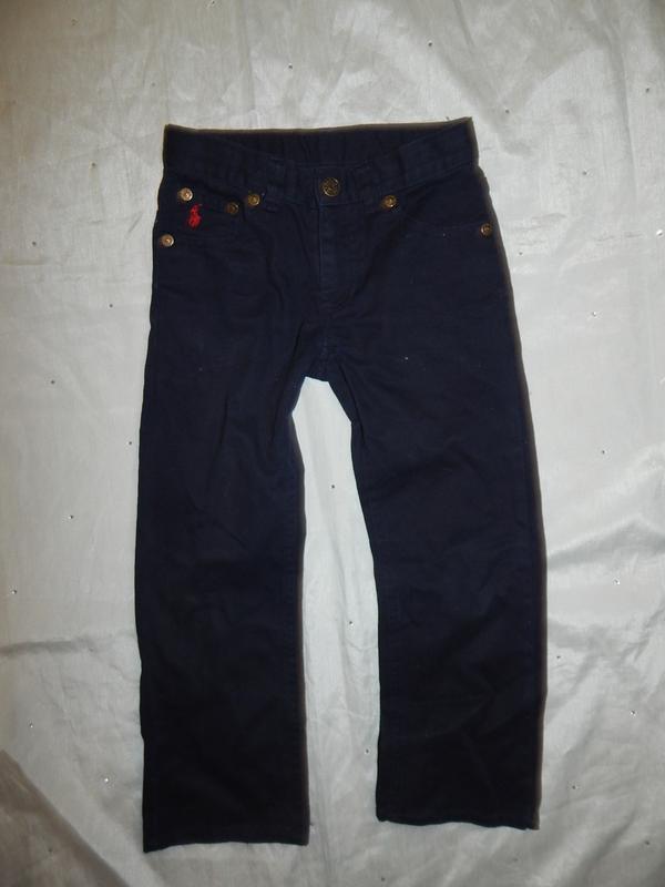 Джинсы polo оригинал на мальяика 4 года модные стильные ralph ...