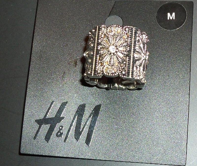 Кольцо из германии, ценник 3,95 евро