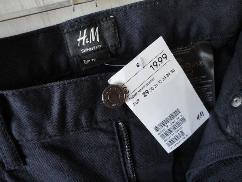 Джинсы h&m 29 размер